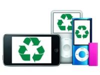Las Apple Store comienzan a aceptar dispositivos para su correcto reciclaje