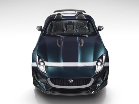 Jaguar F Type Project 7