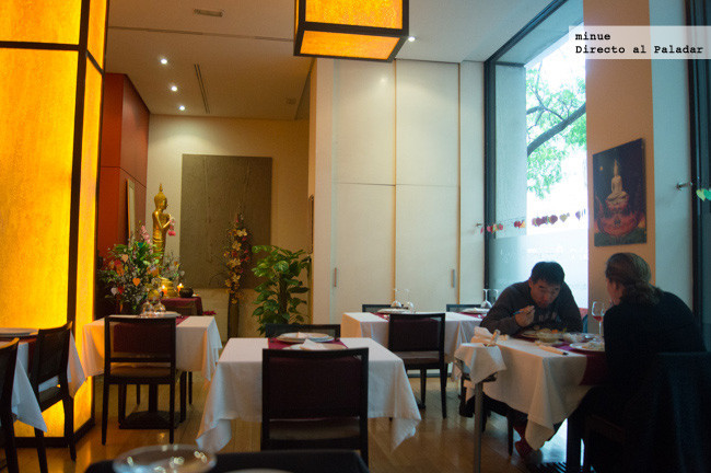 Restaurante green papaya cocina thai en valencia - Restaurante greener ...