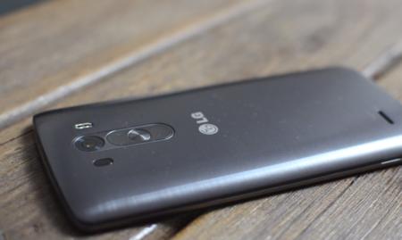 LG G3 acabado metal