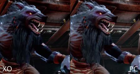 Compara tú mismo el aspecto que ofrece Killer Instinct en Xbox One y PC