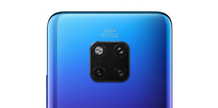Camara Huawei Mate 20 Pro