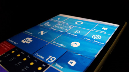 Los argumentos de un creyente en Windows 10 Mobile