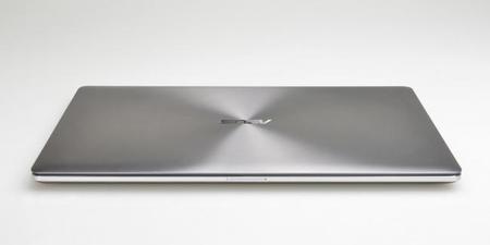 ASUS ya prepara su Zenbook NX50 con pantalla 4K/UHD