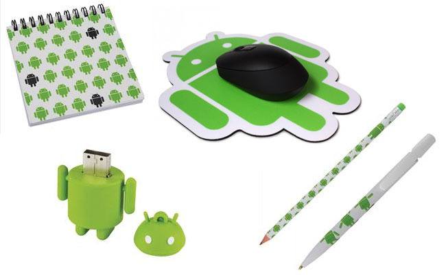 Merchandising Android