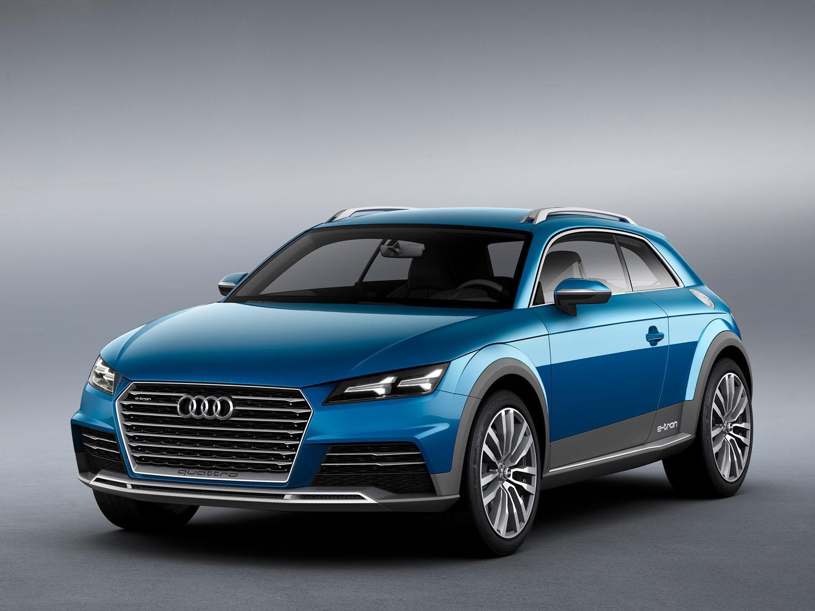 Foto de Audi All Road Shooting Brake Concept (1/5)