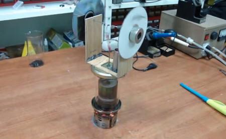 Bricopasión™: Móntate un motor stirling en casa