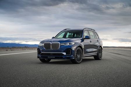 ¡Impresionante! El Alpina XB7 es el BMW X7 más bestia del mercado con 621 CV y un 0-100 km/h en 4,2 segundos