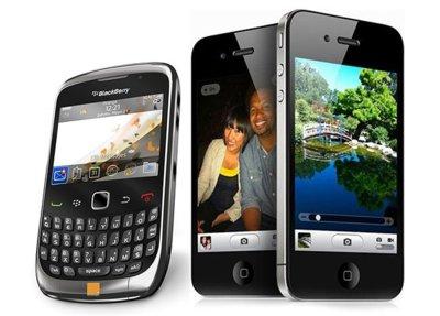 Orange lanza la Blackberry Curve 3G y activa el servicio de Tethering en el iPhone