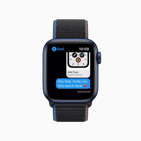 Apple Watch Series 6 Aluminum Blue Share Watchface Messages 09152020 Inline Jpg Large 2x