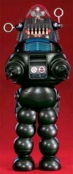 Edición de lujo del robot de Planeta Prohibido