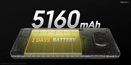 Pooc X3 Pro Bateria
