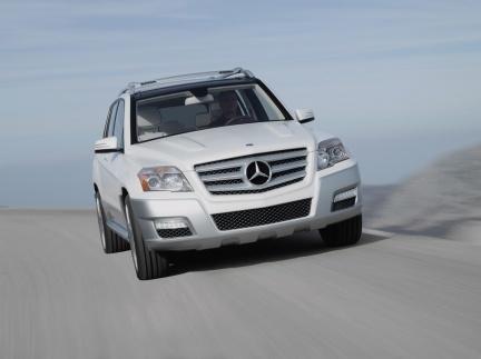 Mercedes-Benz Vision GLK Freeside, las imágenes oficiales