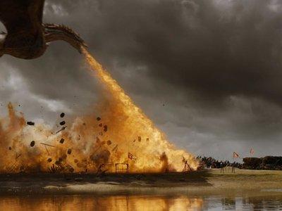 Vídeo: la escena más épica de 'Juego de Tronos' también tiene unos efectos especiales épicos