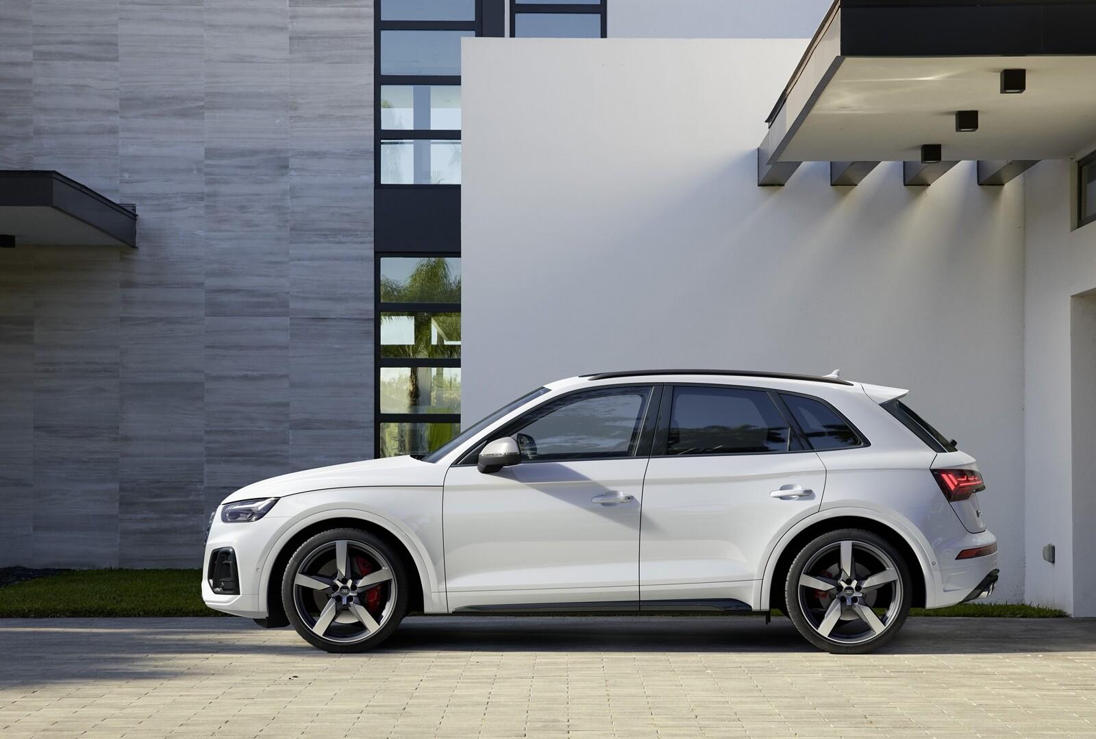 Foto de Audi SQ5 TDI 2021 (14/17)