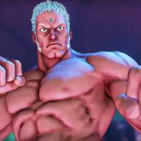 Y con este sencillo truco Urien quema toda su ropa y se queda en tanga en Street Fighter V