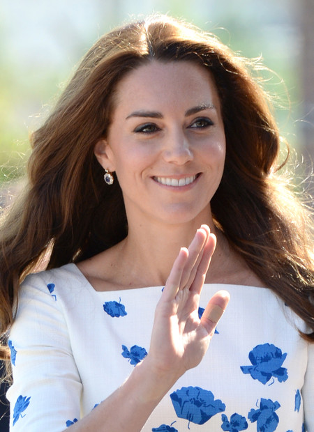 kate middleton hairdresser