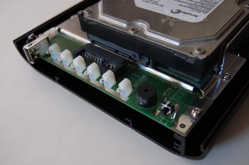 Foto de QNAP TS-119 Turbo NAS, análisis (8/25)