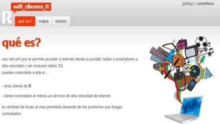 La cablera R quiere crear una enorme red WiFi gratuita al estilo de Fon