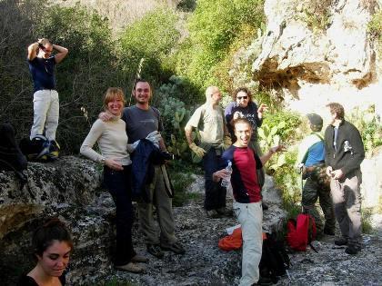 Cava Paradiso: La montaña al revés en Sicilia