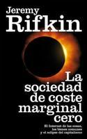 Libros que nos inspiran: 'La sociedad del coste marginal cero' de Jeremy Rifkin