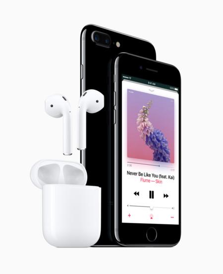 iPhone 7 y 7 Plus: resistente al agua, cámara de doble lente y mismo diseño