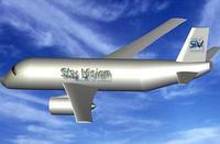 ¿Aviones sin ventanas para combatir las emisiones de gases contaminantes?