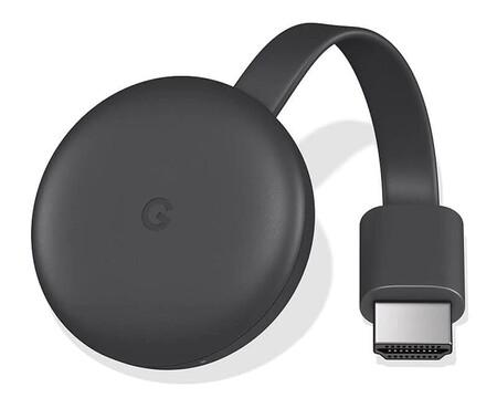 Google Chromecast tercera generación de oferta en México