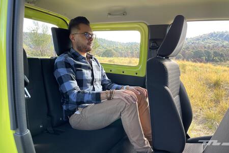 Suzuki Jimny 2022 Mexico Opiniones Prueba Video 30
