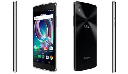 Alcatel Idol 5S, Android Nougat y sensor de huellas para el nuevo gama media francés