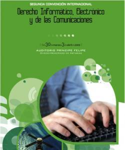 II Convención Internacional de Derecho Informático, Electrónico y de las Comunicaciones