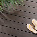Bonita como la madera, resistente como un sintético… tarima tecnológica especial para exteriores