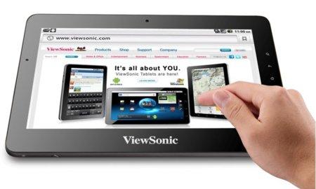 ViewSonic piensa en más tablets y su EXOdesk