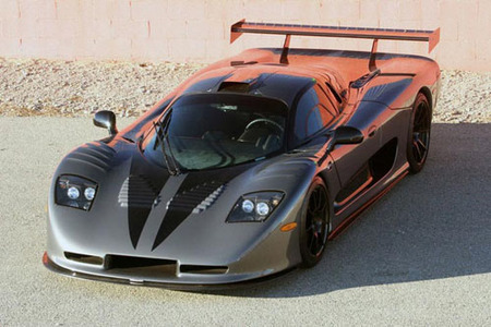 IAD Mosler MT900 GTR XX Twin Turbo Land Shark, 2.500 CV de nada