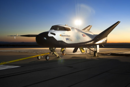 Dream Chaser Pre Drop Tests 6