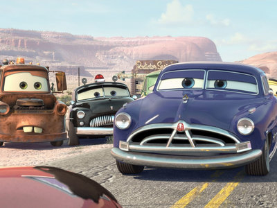 Pixar trae de vuelta a Paul Newman: Doc Hudson está en 'Cars 3'
