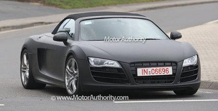 Se desmiente el rumor del Audi R8 e-Version