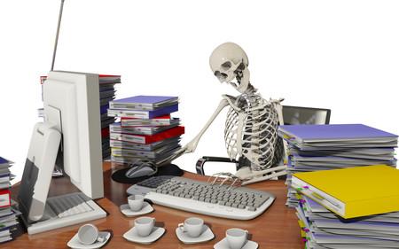 Karoshi: ¿Realmente podemos morir trabajando?