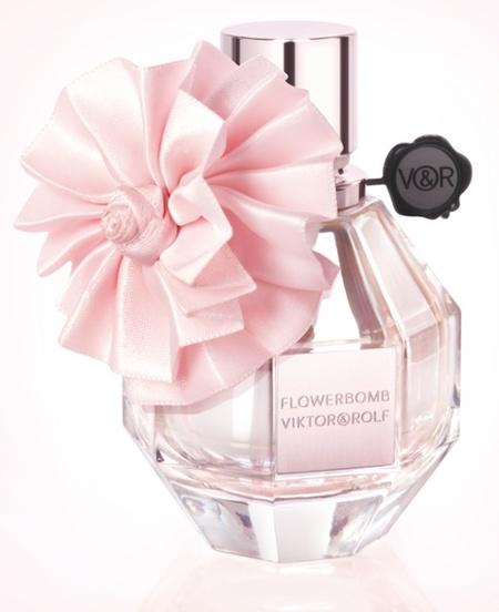 Flowerbomb de Viktor & Rolf se presenta en edición limitada para esta Navidad 2012