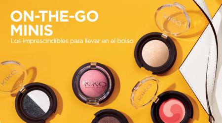 Kiko lanza una nueva colección repleta de productos minis pero matones: On The Go Minis