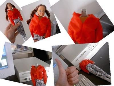 Barbie USB, arráncale la cabeza