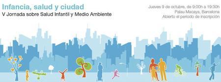 """""""V Jornada Científica de la Fundació Roger Torné"""": reflexiones sobre ciudades saludables para niños"""