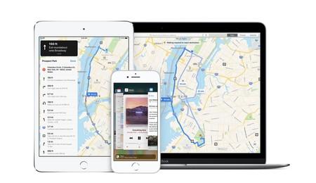Apple está reconstruyendo su app de Mapas desde cero