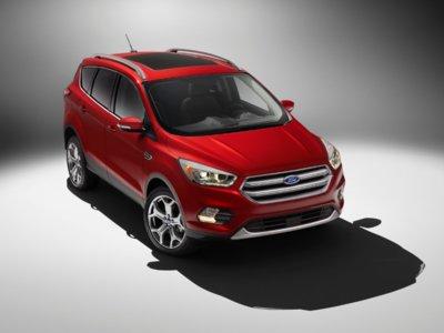 Ford Escape, ahora con nuevos motores y mayor comunicación con el conductor