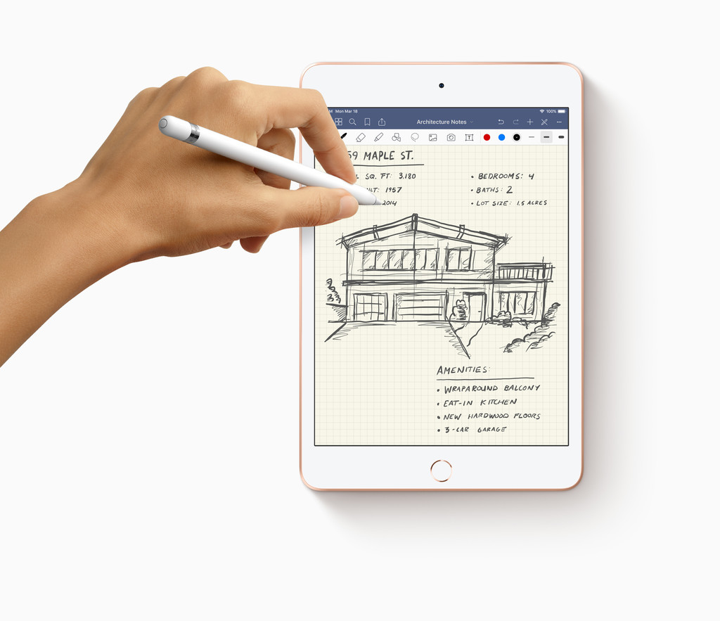 Las aplicaciones de iWork para iOS℗ se actualizarán la próxima semana incorporando una integración mejorada de <strong>Apple℗</strong> Pencil&#187;>     </p> <div class=