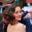 Anne Hathaway y Marion Cotillard en el estreno de