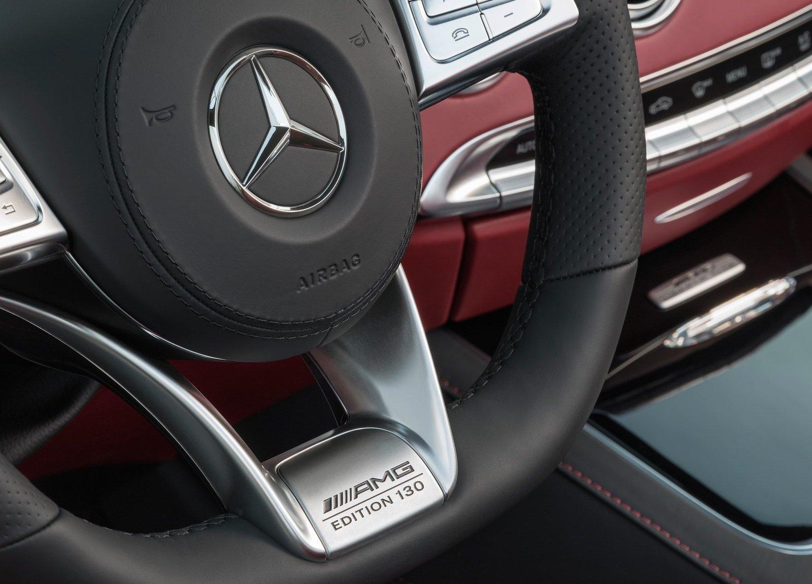 Foto de Mercedes-AMG S 63 Cabriolet Edition 130 (17/21)