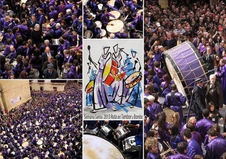 Ruta del tambor y el bombo Teruel