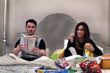 Hay un nuevo Baby Jonas en camino y Malena Costa juega a las adivinanzas con el nombre de su nena