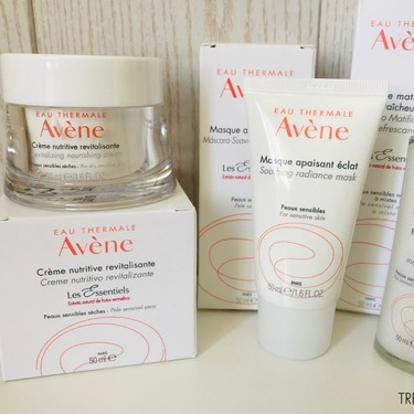 Mi piel extra sensible está mucho más radiante con la nueva línea Les Essentiels de Avène: la he probado y no la cambio
